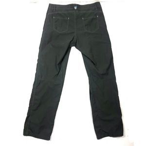 Khul Army Green Hiking Outdoor Pants Size 14